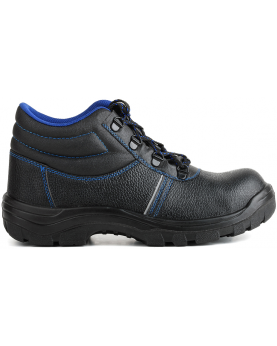 Ботинки кожаные ПУ