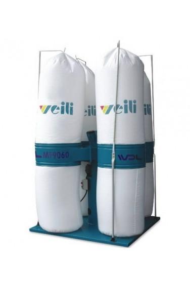 Мешки аспирационные (фильтр) для стружкоотсосов Weili MF